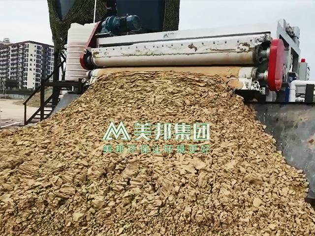 高州高岭土洗砂泥浆处理