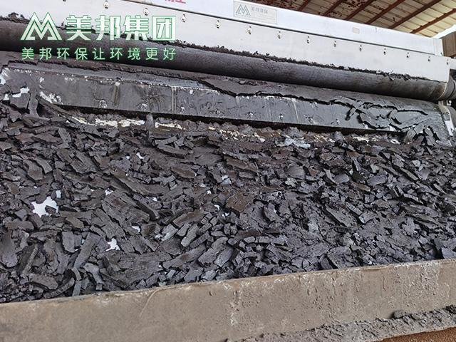云南铁矿尾泥污水处理