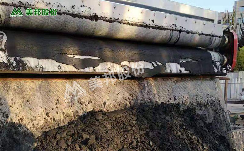 天津水库清淤污水处理