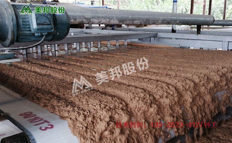 潮汕制砂泥浆脱水设备
